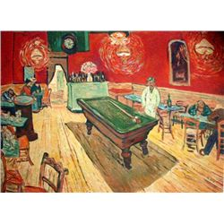 Vincent Van Gogh Rec Room Limited Edition Giclee