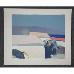 Roger Muhl Signed Proof Art Print