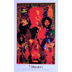 7 Masters 1995 Poster