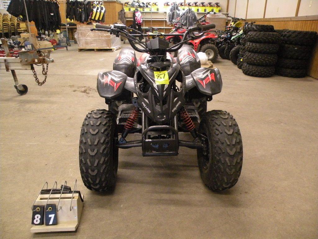 2004 Polaris Predator 90 Rf3ka09c94t09