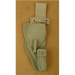 Web Canvas Military Holster Vietnam Era