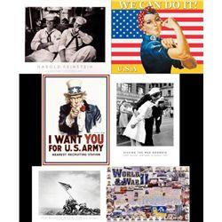 6 Prints: Feinstein Jorgensen Rosenthal Vanguard Flagg