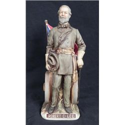 ROBERT E LEE CERAMIC VINTAGE McCORMICK WHISKEY DECANTER