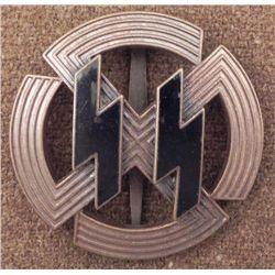 Nazi SS Proficiency Badge Award -Repro