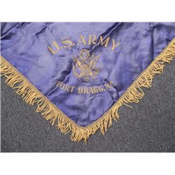 WWII Pillow Sham and Couch Shawl