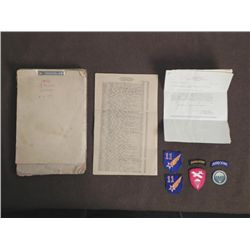 WWII 1942 507TH PARACHUTE INFANTRY DIV. COMPLETE BOUND
