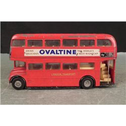 SPOT-ON LONDON TRANSPORT ROUTEMASTER DIECAST BUS