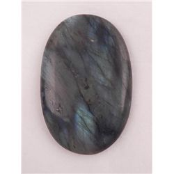 NATURAL BLUISH PURPLE FLASHING 167.50 CT LABRADORITE