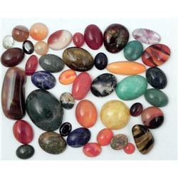 30+ Different Polished Gemstones Gems Stones