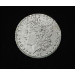 1885-S Morgan Silver Dollar -High Grade Luster & Toning