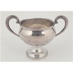 M 3258 Sterling Handled Compote Dish