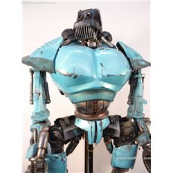 Real Steel Background Boxing Robot Wally the Grinder