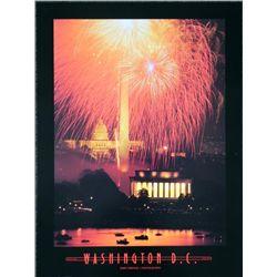 Washington D.C. Jerry Driendl Photo Art Print