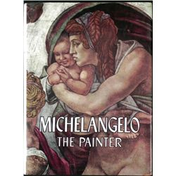 Michelangelo The Painter Book 1st Ed Valerio Mariani