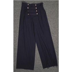 Escada Margaretha Ley Ladies Vintage Designer Pants :40