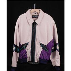 Marc Buchanan Pelle Pelle Soda Club Tan Leather Jacket