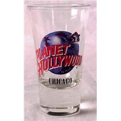 Planet Hollywood CHICAGO Shot Glass Case of 144 MIB