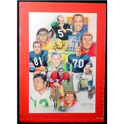 NFL Notre Dame Football Greats Hornuing + MORE
