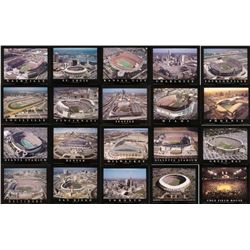 20 Sports Arena Stadium Art Prints Aerial Photos