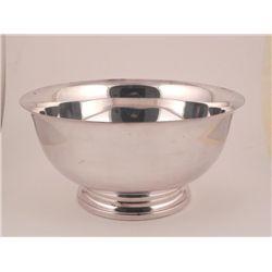 Gorham Large Silverplate Serving Bowl YC785