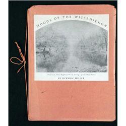 Moods of the Wissahickson Herman Miller Art Book 1933