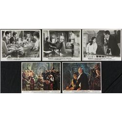 5 Lobby Photo Cards Five Finger Exercise Doctor Faustus