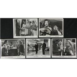5 Please Turn Over Lobby Photo Cards Columbia 1960