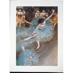 Danseuse Basculante Edgar Degas Dancing Girls Art Print