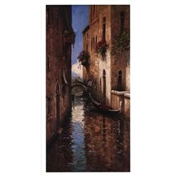 Hoovier Art Print Venetian Dreams I