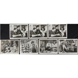 7 Alaska Passage Lobby Photo Cards Movie Scene 1959 Fox