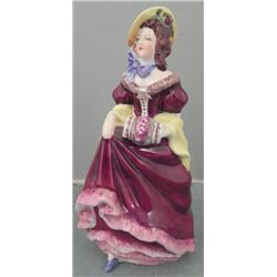 Coalport China Figurine from England -Judith Ann