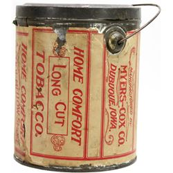 Good original Home Comfort Tobacco tin