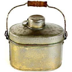 Rare salesman sample miners lunch box
