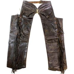 Early classic pair step in chaps