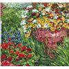 Image 2 : Wanda Kippenbrock, Formal Garden, Signed Canvas Print