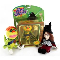 Collection of 3 Signed H.R. Pufnstuf Dolls