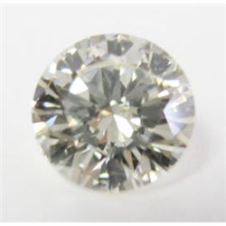 GIA Certified- 1.14 carat Round Brilliant Diamond. M Color/SI1 Clarity. No Fluorescence- GIA 2145272