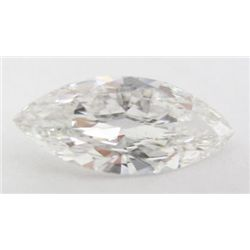 GIA Certified 1.38 carat Marquise Brilliant Cut Diamond. F color/SI2 clarity. No Fluorescence- GIA 2