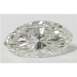 GIA Certified 2.13 carat Marquise Brilliant Cut Diamond. J color/SI2 Clarity. No Fluoresence- GIA 11