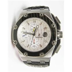 "Limited Edition Audemars Piguet Royal Oak Offshore Titanium ""Juan Pablo Montoya"" Watch - 45mm case,"