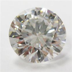 GIA Certified 1.03 carat Round Brilliant Cut Diamond. G color/VS1 clarity. No Fluoresence- GIA 51412