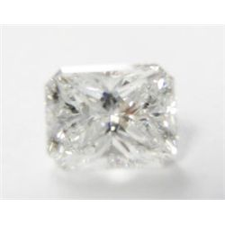 GIA Certified 1.22 carat Cut-Cornered Rectangular Modified Brilliant- G color/VS2 Clarity. No Fluore