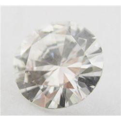 GIA Certified 1.01 carat Round Brilliant Cut Diamond. E color/VVS2 Clarity. Strong Blue Fluoresence.