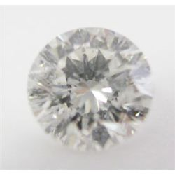 GIA Certified 1.19 Round Brilliant I Color I1 Clarity GIA 5141762665 6.72x6.76x4.21 (4231)