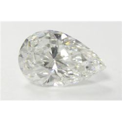 GIA Certified 1.22 Pear Brilliant  G Color SI1 Clarity GIA 1146774592 8.71x5.89x3.94
