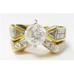 GIA Certified 1.08 Round Brillaint Cut Diamond L Color I1 Clarity GIA 2145764794 6.33x6.42x4.23 18k