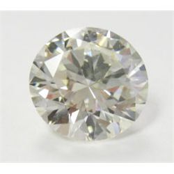 GIA Certified 2.10 carat Round Brilliant Cut Diamond. M color/VVS2 clarity. GIA 1156147143. 8.34 x 8