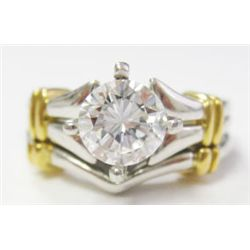 GIA Certified 1.00 carat Round Brilliant Cut Diamond. H color/VS1 Clarity. GIA 2151051324. 6.42 x 6.