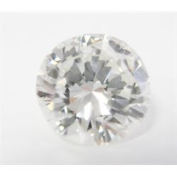 GIA Certified 2.01 carat Round Brilliant Cut Diamond- H color/VS2 Clarity. GIA 2141768418, 8.19 x 8.