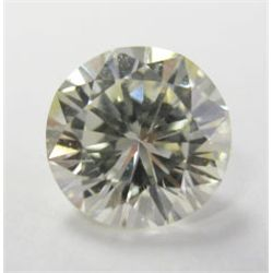 GIA Certified 1.52 carat Round Brilliant Cut Diamond. M color/VS1 Clarity. GIA 5141949596, 7.36 x 7.